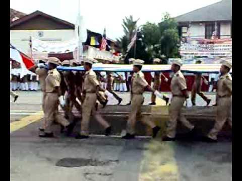 Akademi Laut Malaysia - Malacca Parade