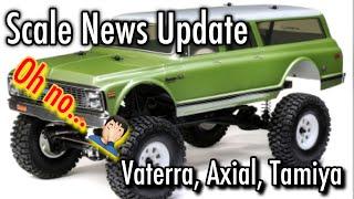 Scale News Update - Vaterra, Axial, Tamiya - Episode 42