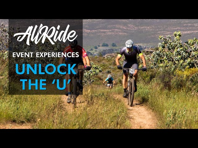 The  'U' MTB Stage Race - ALL RIDE EP37