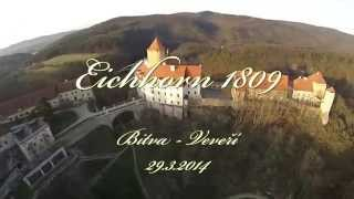 Veveří - Eichhorn 1809 BITVA 2014