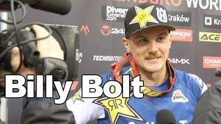 SuperEnduro FIM POLAND 2020 Kraków CHAMPIONSHIP-winner Billy Bolt