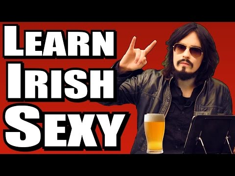 How to Speak Irish Wrong but Still Get Kisses! - (Ass Gaeilge People)