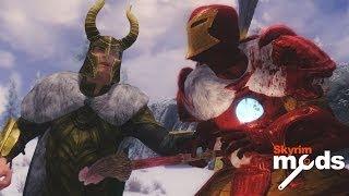 Avengers of Skyrim! - Top 5 Skyrim Mods of the Week