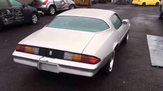 Авто Из Сша. Бюджетная Классика - Chevrolet Camaro.