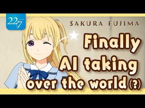 Finally AI taking over the world(?) | SAKURA'S NEWS OF JAPAN | 22/7