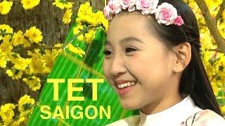 Tet 2015 Saigon. TET Vietnam in HD