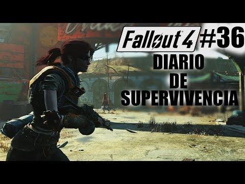 Fallout 4: Diario de Supervivencia | #36 | Bienvenido a Nuka-World