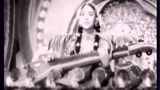 MAN KI BEEN MATWARI BAAJE - HEMANT KUMAR  -LATA -SHAKEEL NAUSHAD  (SHABAB 1954)