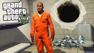 GTA 5: DAS HÄRTESTE GEFÄNGNIS & AUSBRUCH !! GTA 5 PRISON MOD