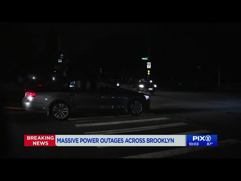 Con Ed turning off power for 30,000 Brooklyn customers as tens of thousands deal with outages