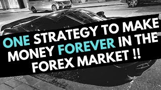 Learn ONE Strategy and Make Money FOREVER in The Forex Market?? (This is HOW)
