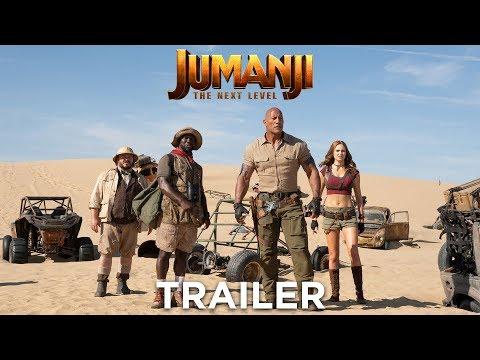 JUMANJI: THE NEXT LEVEL - Trailer 3 - Ab 12.12.19 im Kino!