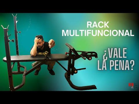 RACK MULTIFUNCIONAL - ¿VALE LA PENA?