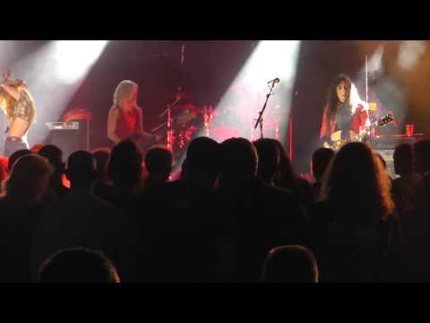 Lez Zeppelin - Rock & Blues  - Skegness  England 2015