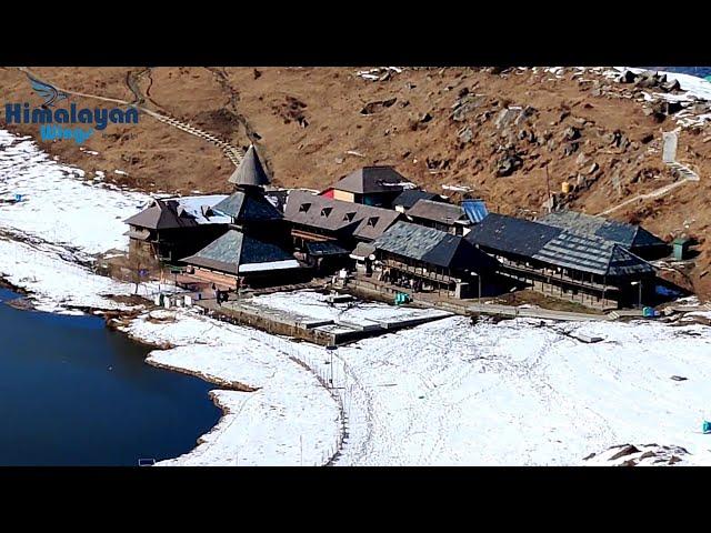 Parashar Lake | trek to parashar lake | incredible himachal | best places to visit in himachal.|