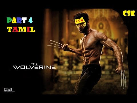 X-Men Origins - Wolverine | Part 4 | Tamil