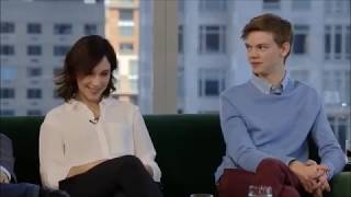 [VOSTFR]Thomas Brodie-Sangster talks about Jojen Reed, the crew & shooting Game of Thrones Season 4