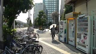 Shin Osaka Northgate(shinkansen Station) -easy Way When You Walk To Caminoro!-