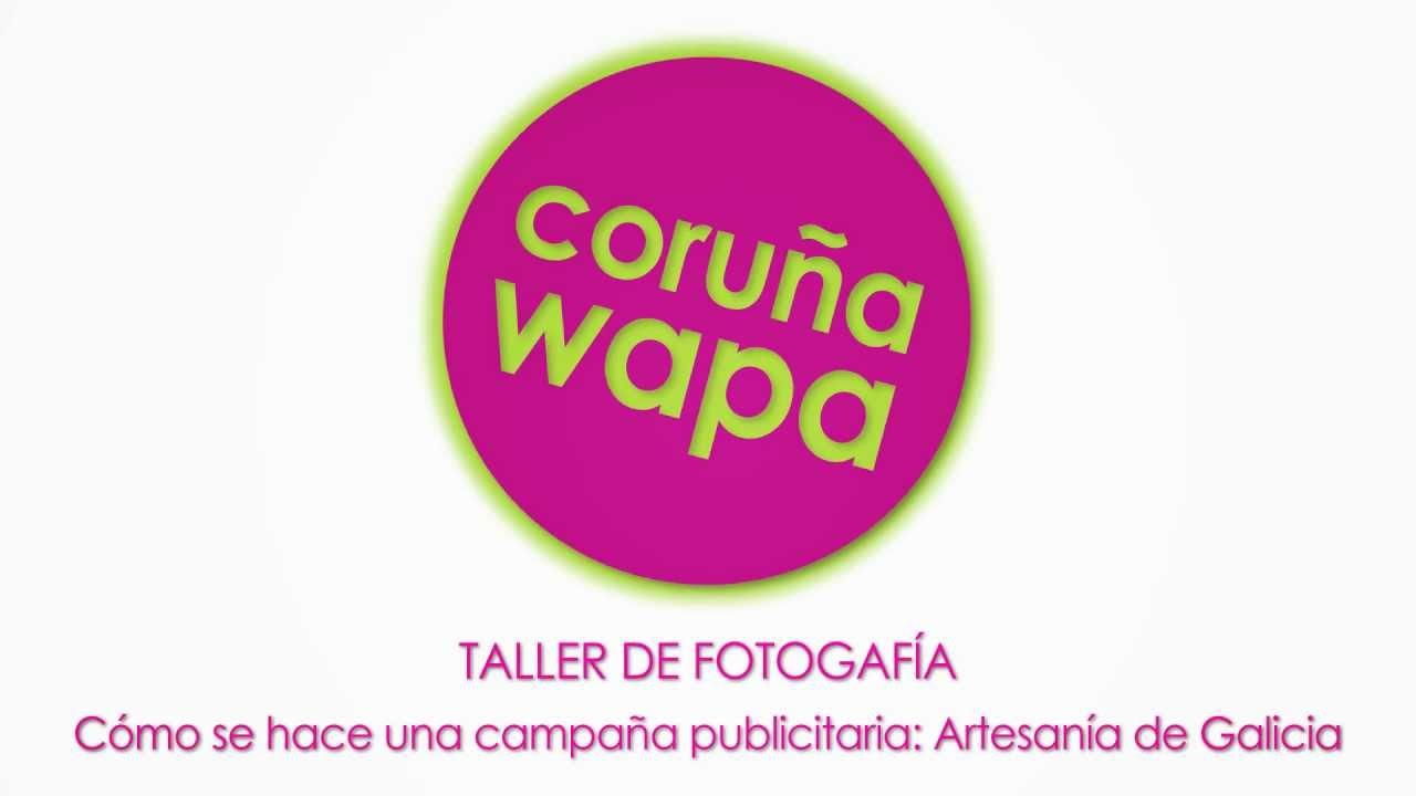 Coru A Wapa Taller De Fotograf A C Mo Se Hace Una