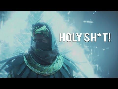 HOLY SH*T! Reacting To Destiny 2's Curse of Osiris Trailer!