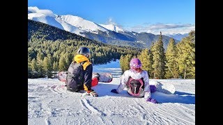 Bulgaria Skiing - Skiing in Bansko Bulgaria 2018 GoPro5