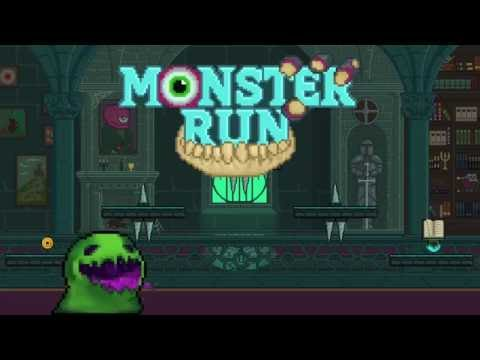 Monster Run GamePlay Preview