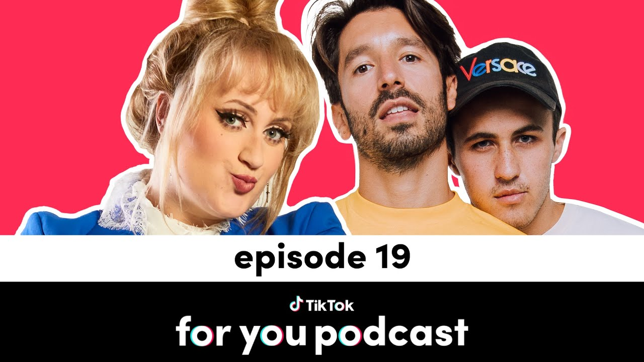 For You Podcast I Episode 19 with Chris Olsen and Ian Paget