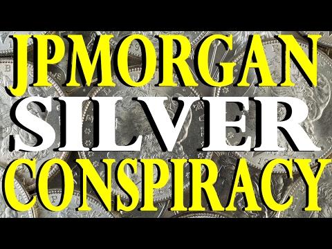 JPMORGAN WILL LOSE CONTROL OF SILVER!   Bill Murphy