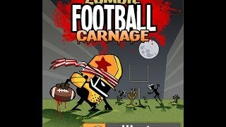 Zombie Football Carnage: Ep 3: Hut. Hut. Die Bitches!