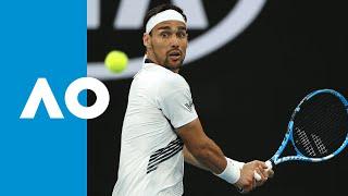 Guido Pella vs Fabio Fognini - Match Highlights (3R)   Australian Open 2020