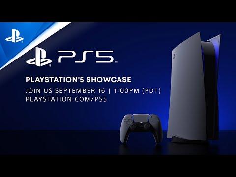 PlayStation 5 Showcase - Quarta-feira, 16 de Setembro