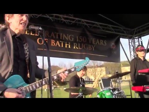 Felix and The Funk - Bath Rugby Club Live and Studio Footage Mix