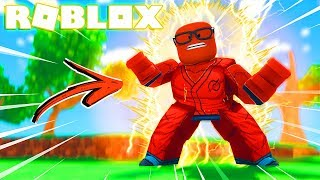 New Super Power Simulator Game! - Roblox Power Simulator