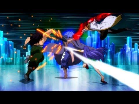 All Dragon Slayers vs Acnologia 😱   Fairy Tail Final Season   Fairy Tail AMV