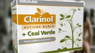 Walmark Clarinol+Ceai Verde (spot publicitar)(, 2010-11-29T10:58:37.000Z)