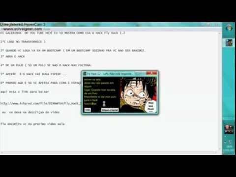 Como Usar O Hack Fly 1.2 No Transformice