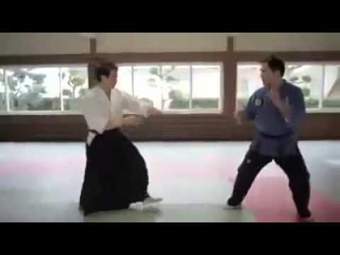 Jiu Jitsu Vs Aikido