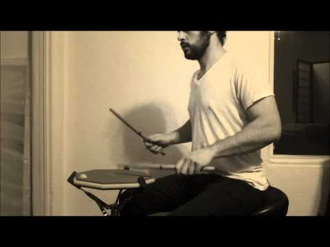 Crazy Army Snare Drum Solo