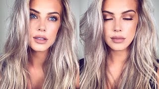 Golden, Glowy, Easy Everyday Makeup | Chloe Boucher
