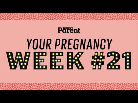 Your pregnancy: 21 weeks