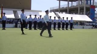 京都市消防団総合査閲 岩倉北分団