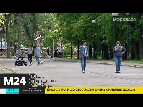 По каким правилам москвичам разрешат гулять - Москва 24