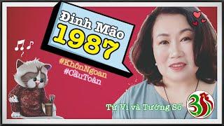 Đinh Mão 1987 - Lư Trung Hỏa | Tử Vi Và Tướng Số