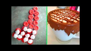 How To Make Chocolate Cupcake & Cake Decorating Video 2018 - Best Amazing Cake Decorating Ideas 2018