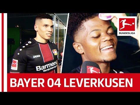 Paulinho, Bailey & Co. - Behind The Scenes at Bayer 04 Leverkusen