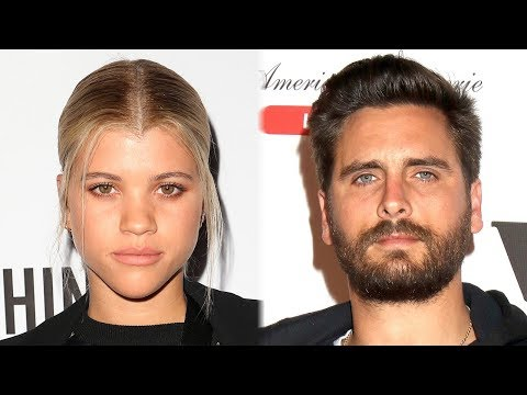 sofia richie dating scott disick