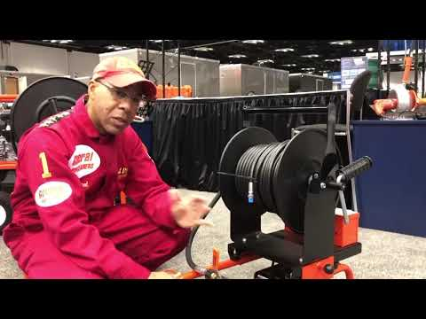 JM-1450 Electric Water Jet Testimonial