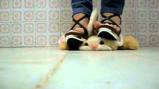Christina Crush Stuffed Animal