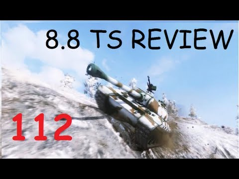 World of Tanks: 112 Patch 8.8 TS Review - Chinese IS-6 Replacement?