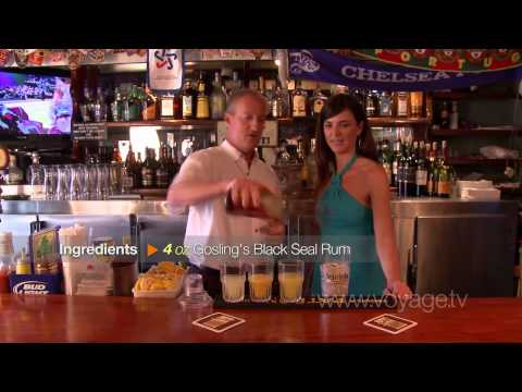 Salute the Swizzle - Swizzle Inn Bermuda - on Voyage.tv